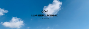 Bookfunnel Historical Fiction Summer Reads Sale to 30 June